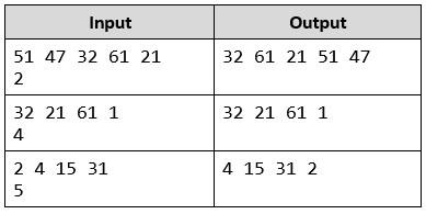 array rotation php array task