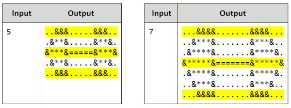 static and dynamic rows in c sharp - solving the dumbell task